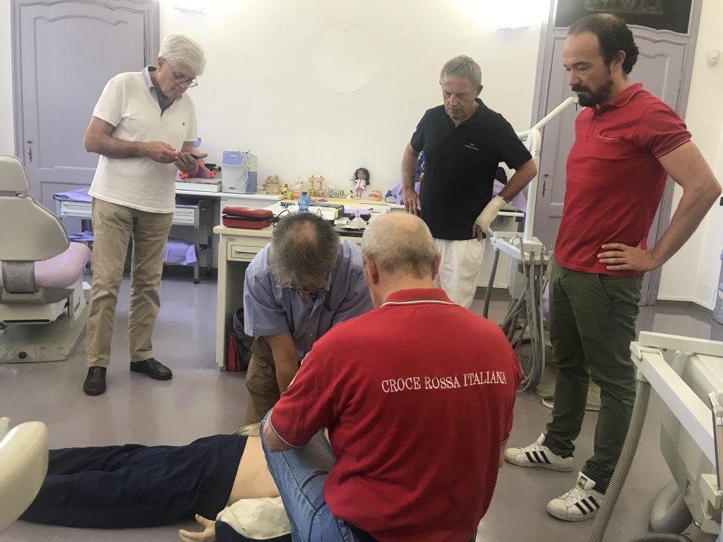 Corso D.A.E. – Defibrillatore Automatico Esterno