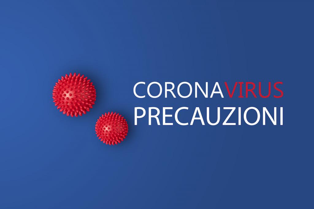 Coronavirus – Precauzioni per i Pazienti